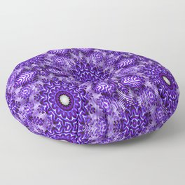 Purple Party Time... Floor Pillow