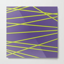 Violet Funk Metal Print