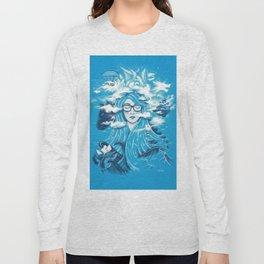 Queen of Waves Long Sleeve T-shirt