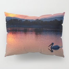 Quarry Lakes Sunrise 2 Pillow Sham