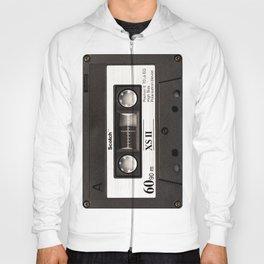 Cassette Tape Black And White #decor #society6 #buyart Hoody