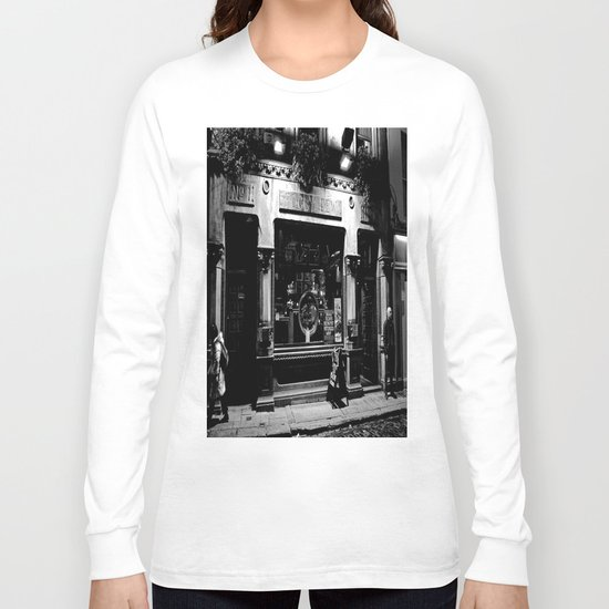 The Foggy Dew Pub Long Sleeve T-shirt