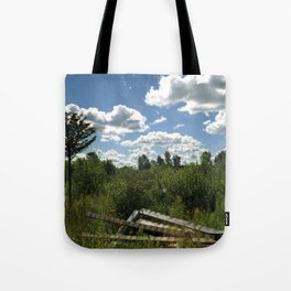 Upstate Trail Nonsense Tote Bag