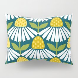 the daisies greet you Pillow Sham