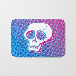Cracked Skull Bath Mat