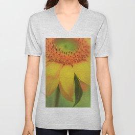 Sunflower Unisex V-Neck