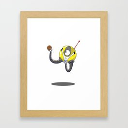 Kevin - KVN Cookie Framed Art Print