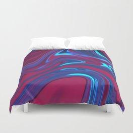 Abstract Fluid 2 Duvet Cover