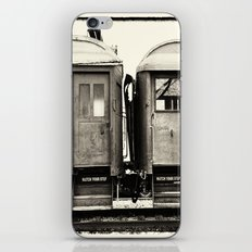 Hitched iPhone & iPod Skin