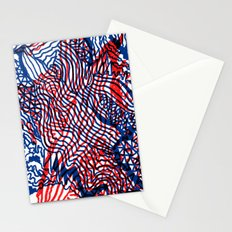 Seismic activity Stationery Cards