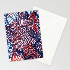 Seismic activity Stationery Cards