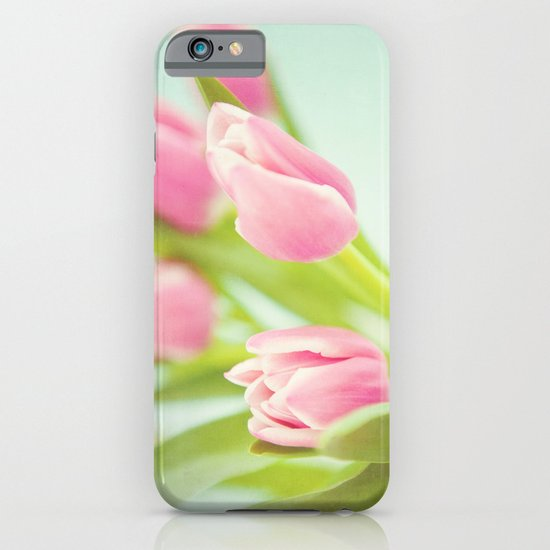 Tip Toe Through the Tulips iPhone & iPod Case