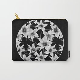 Lily . Circle Carry-All Pouch
