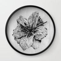 iggy azalea Wall Clocks featuring Azalea by Okti