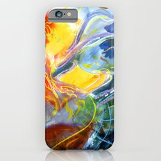 The Long Sleeved Dancer iPhone 6s Slim Case