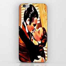 gone with the wind iPhone Skin