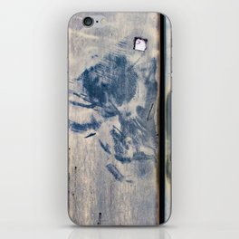 Lock / Metal / Photography iPhone Skin