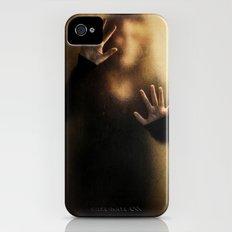 Glass Slim Case iPhone (4, 4s)
