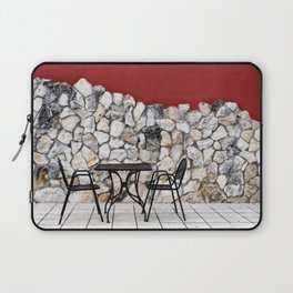 Passion For Dining Laptop Sleeve