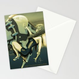 TELEFREIGHT Stationery Cards