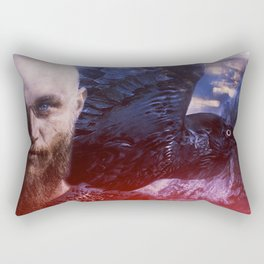 I am not afraid Rectangular Pillow