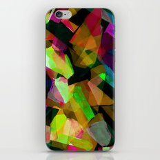 Geometric Puzzel iPhone & iPod Skin