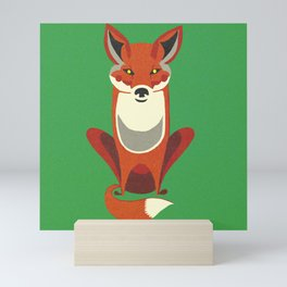 Mister Fox Mini Art Print