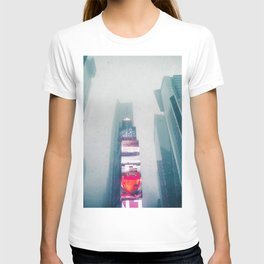 The City of Screens (Color) T-shirt