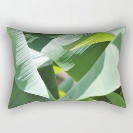 Leaves Coroico Rectangular Pillow