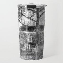 Old Dutch Church Of Sleepy Hollow Vintage Travel Mug