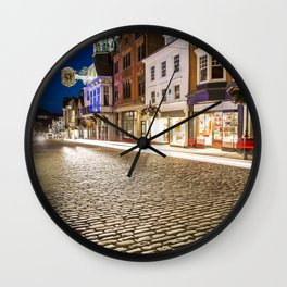 Guildford England Wall Clock
