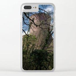 Ironbridge Cooling Tower Clear iPhone Case