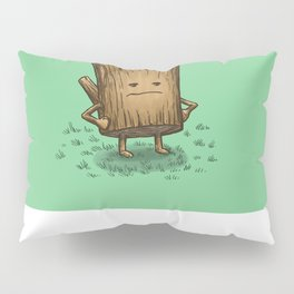 Bad Day Log 3: Splitting Headache Pillow Sham