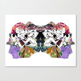 Psychological sex Canvas Print