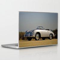 porsche Laptop & iPad Skins featuring Porsche Speedster by Hugh Hamilton