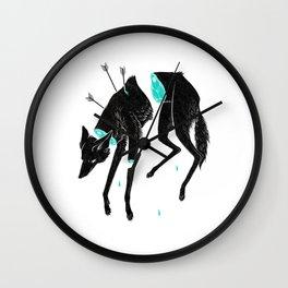 Shadowshow Wall Clock