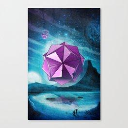 Expansion Volume V Poster Canvas Print
