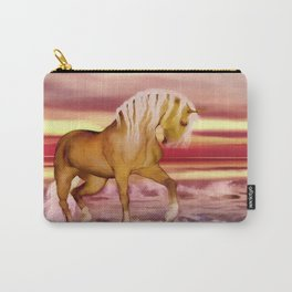 HORSE - Palomino Carry-All Pouch