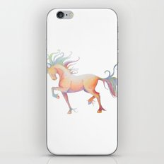 My Technicolor Pony iPhone & iPod Skin
