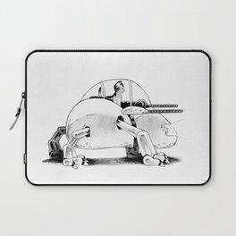 Mecha Kitty Laptop Sleeve