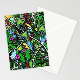 Peacock Paradise Stationery Cards