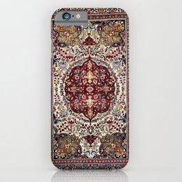 Tehran North Persian Carpet Print iPhone Case