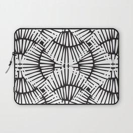 Basketweave-Ink Laptop Sleeve