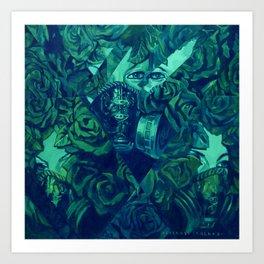 Jackioh Art Print