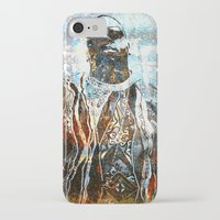 biggie smalls iPhone & iPod Cases featuring Biggie by Quil Soul