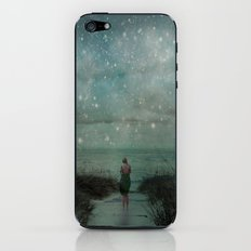 Look How They Shine For You iPhone & iPod Skin