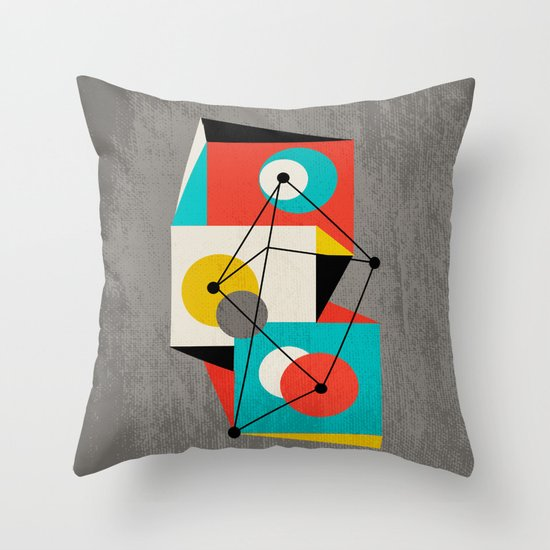 Lutoslawski Concerto for Orchestra Throw Pillow