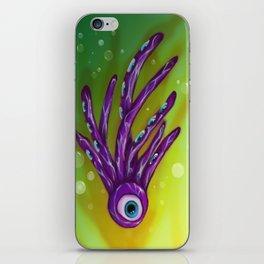 Eyeball Squid iPhone Skin