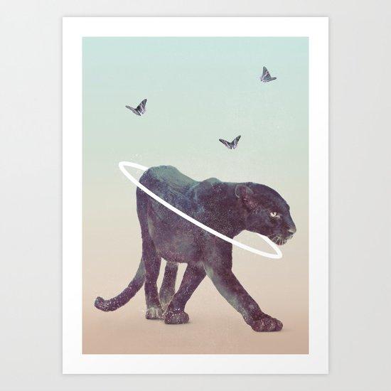Black Panther by taylordaniel