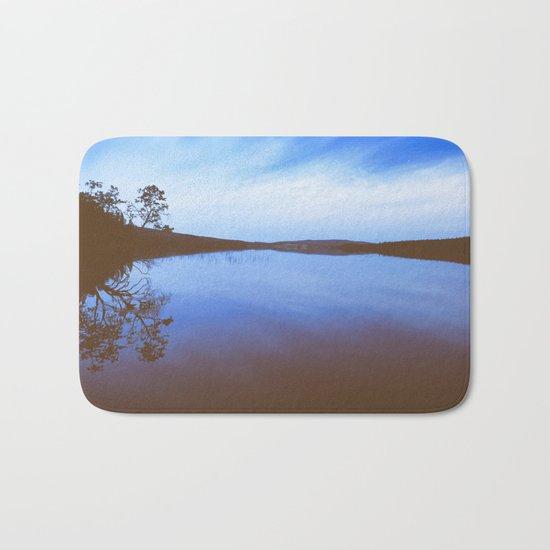 Mirror Lake Bath Mat
